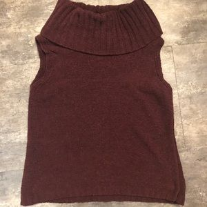 (3 for $15) Hippie Laundry Cowl Neck Tank Top